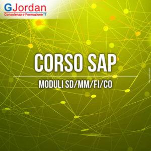 Corso SAP moduli MM/FI/CO/SD 200 ore online