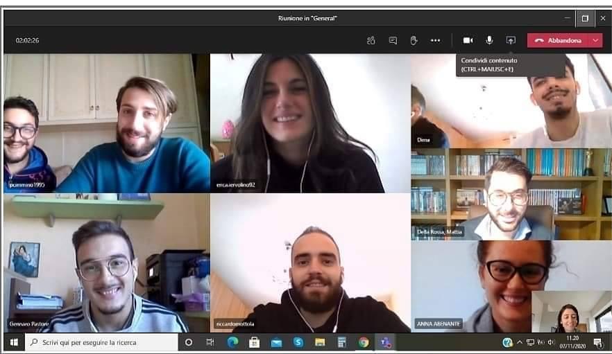formazione sap gli studenti della gauss jordan