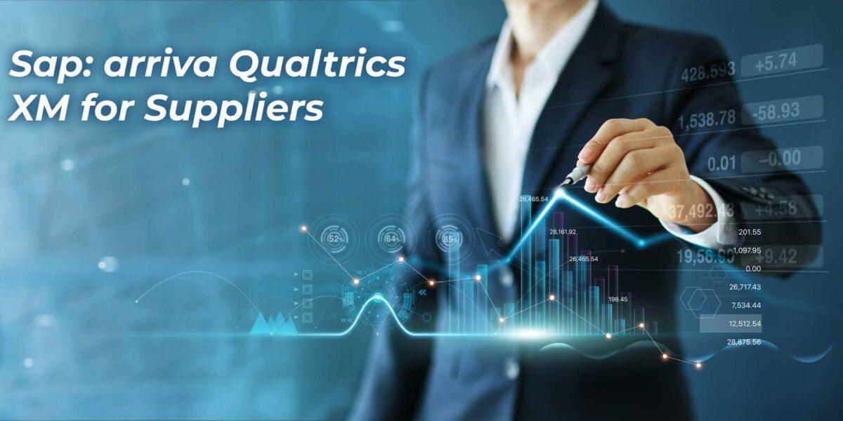 Sap: arriva Qualtrics XM for Suppliers
