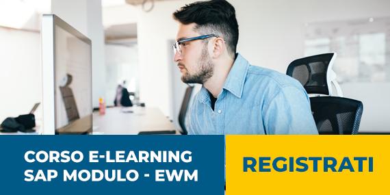 corso sap e-learning modulo ewm