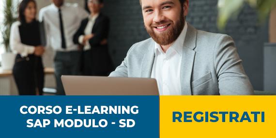 corso sap e-learning modulo sd